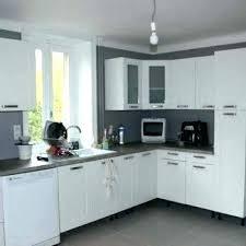 cuisine peinture grise peinture murale cuisine couleur pour cuisine tendance 105 idaces de