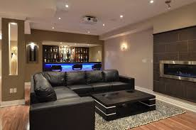 Fau Livingroom Basements Decks Unlimited Llc