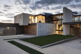 concrete block home construction house design image with