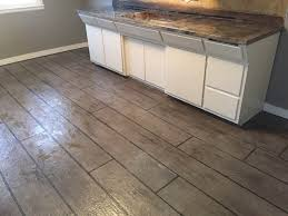 Wood Look Laminate Flooring All Around Surfaces Wood Look Concrete Overlay Flooring
