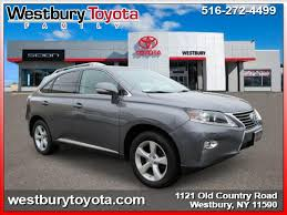 lexus rx 350 mileage used lexus rx 350 awd 4dr 2015 for sale in westbury ny up5658