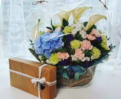 presents delivery flower gift korea presents hydrangeas in korea flower gift korea