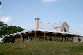 Wrap Around Porch House Genuine Metal Building Home W Wrap Around Porch 9 Hq Pictures