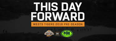 this day forward schedule wests tigers