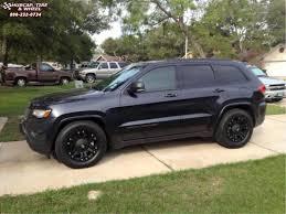 jeep grand cherokee wheels jeep grand cherokee xd series xd778 monster x matte black wheels and