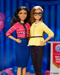 women congress barbie dolls today