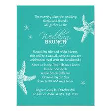 morning after wedding brunch invitations personalized wedding breakfast invitations custominvitations4u
