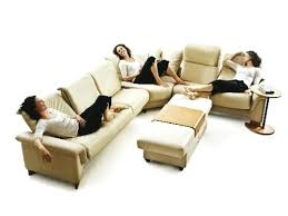 ekornes sectional sofa stressless sectional sofa home theater and sectionals by