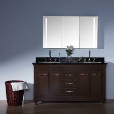 Black Bathrooms Ideas by Bathroom Black Bathroom Vanity With Brown Wooden Floor And Brown