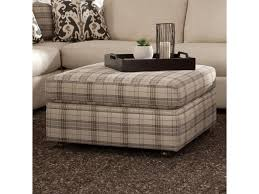 storage ottoman with casters 751100 square storage ottoman with casters stoney creek furniture