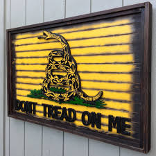 Don T Tread On Me Flag History The Great Gadsden