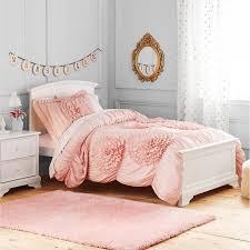 Ruffle Bedding Set Pink Ruffle Comforter Set Pink Ruffle Bedding Ideas