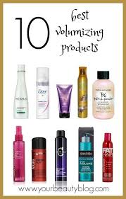 hair thickening products for curly hair the best volume products big makeup and hair makeup
