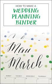 How To Make A Wedding Album Best 25 Diy Wedding Binder Ideas On Pinterest Wedding Binder