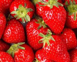 strawberries grown fresh produce fruit vegetables per pound