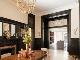 images of dark painted molding dark molding and wall trim color