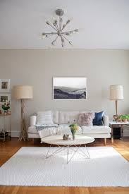 White Sofa Pinterest by This Contemporary Living Room Features A White Sofa Driftwood
