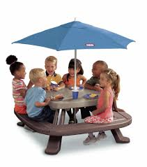 little tikes endless adventures fold u0027n store umbrella picnic
