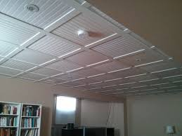 embassy suspended ceiling with beadboard ceiling tiles 16 u2013 kevin