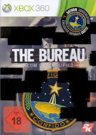 the bureau xbox 360 the bureau xcom declassified 2013 xbox 360 box cover mobygames