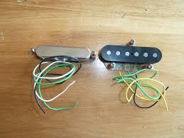 fender mod shop samarium cobalt noiseless telecaster pickups image