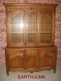 ethan allen china cabinet ethan allen china cabinet carved legacy beveled glass hutch top 13