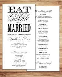 simple wedding program exles wedding program printable pdf rustic floral our wedding 3