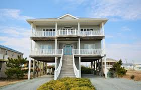 Beach Houses In Topsail Island Nc by Topsail Island Vacation Rentals Access Realty