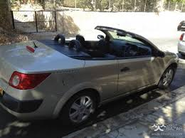 renault megane 2005 convertible 1 6l petrol manual for sale