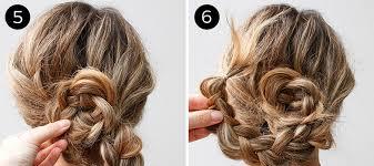 flower hair bun into the season with this flower hair bun more