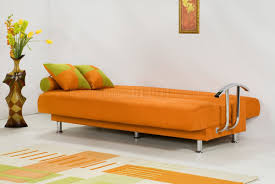 micrifiber modern covertible sofa bed w optional chair