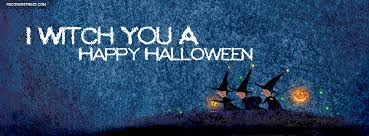 i witch you a happy halloween facebook cover