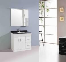 bathroom furniture bathroom square framelsss wall mirror