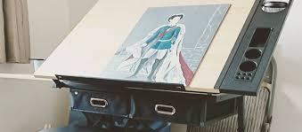 Art Drafting Table Best Art Desks U0026 Drafting Tables For Artists