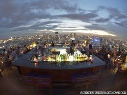 Top Rooftop Bars Singapore Best Rooftop Bars Cnn Travel