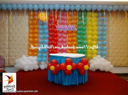 images of birthday decoration at home simple birthday party decorations home decorating of party