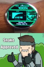 Metal Gear Solid Meme - perfect for metal gear solid fans by mrjaceg meme center