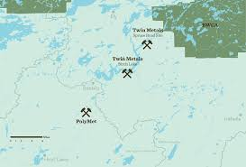 Boundary Waters Map Save The Boundary Waters For Them We Found Adventure