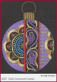 canvas sofia ornament 8201 sale br reg 54 00 the needle tree