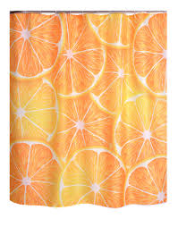 Washable Curtains Aliexpress Com Buy Bathroom Products Polyester Fabric Orange