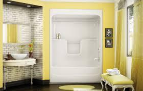 bathtubs amazing 1 piece tub shower lowes 82 remove a one piece