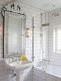 Bathroom Mirror Vintage Antique Bathroom Mirror With Shelf Bathroom Mirrors Ideas