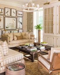 atlanta interior designer margaret kirkland featured in southern living room