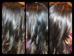salt and pepper hair with brown lowlights healthy hair is beautiful hair copper lowlights
