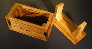 Free Wooden Puzzle Box Plans by Tamon For Free Locking Puzzle Box Plans Free