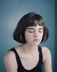 how can i get my hair ut like tina feys okay my hair was kind of like this but i didn t have bangs like