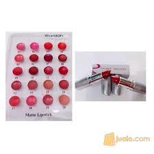 Wardah Matte Lipstick wardah matte lipstick semarang jualo