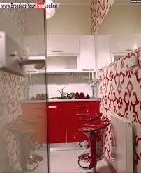Esszimmer Tapeten Ideen Tapeten Kleine Küche Ideen Rot Weiß Barhocker Youtube