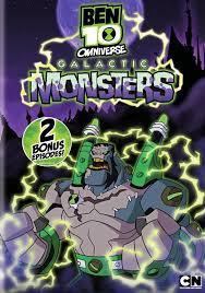 ben 10 omniverse galactic monsters halloween
