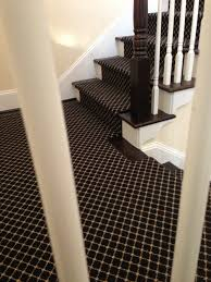 should i carpet my stairs with the same carpet i use upstairs